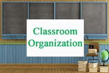 Classroom Organization / Classroom Organization curated for elementary teachers by www.treetopsecret.com.  Please visit my blog for more ideas to help you and your students, Veronica at TreeTop. / by Tree Top Secret Education