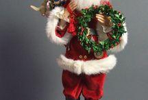 Dollhouse-Santa-Miniatures