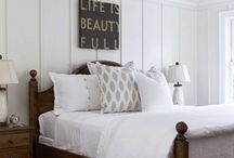 Bedrooms / by Lacey Reed
