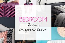 Bedroom Decor Inspiration / A collection of inspiring decor ideas for your Bedroom.