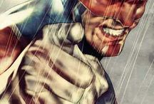 Comics: Captain Britain