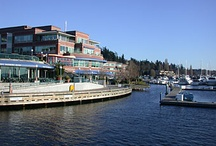 Places near Bellevue- Kirkland  / by Visit Bellevue Washington
