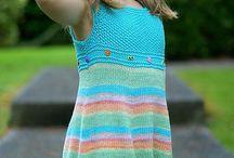 kjoler sommer barn