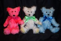 Ugly Bears and Knits / Bears, Knitting, Craft, Hand Made