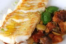 Fish / fish recipes featuring our olive oils and vinegars