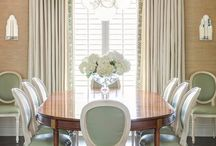 Dining Rooms / Dining spaces we love!