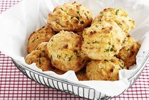 Soup, Bread, and Biscuit Recipes