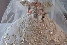 abiti per bambole