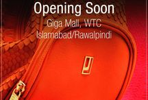 Opening soon at Giga MAll, WTC Islamabad/Rawalpindi