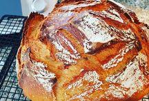 Brot, Brötchen, Hefeteilchen...