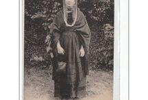 costume breton Haut Léonard