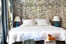 Bedrooms / by abt bythesea