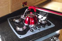 Canal Boat Hobs / Canal Boat / Narrowboat Hobs