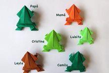 Origami / Paper craft