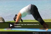 Preggo Fitness / by Susan Lindsay
