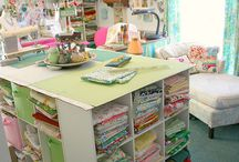 Craft Room / by Agnes Proulx