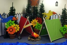 VBS 2015 Decorating Ideas / by Kim Seale