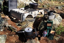 Camping Cookware / Grilling / by Kelly Weyandt