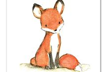 Fox / by Beth Graham