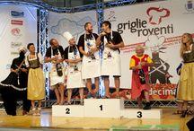 Griglie Roventi Jesolo 2015 / Campionato di Barbecue per coppie di grigliatori