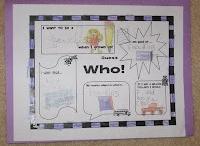 1st grade August / by Elizabeth Fragulis