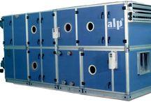Endüstriyel Klima / 2000 yılının Ocak ayında ticari faaliyetine başlayan Alperen Mühendislik; standart ve hijyenik klima santralleri, su soğutma grupları, beton soğutma grupları, temiz oda havalandırma ekipmanları, nem alma santralleri, rooftop klima sistemleri, hava temizleme sistemleri, elektrostatik filtre sistemleri, duman ve koku tutucu sistemler ve özel sipariş imalatlarını yapmaktadır.