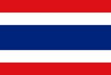 THAILAND / TAILANDIA.       cap. Bangkok. / PAIS.  Idiomas oficiales: Tailandes o Siamés