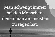 Sprüche & Zitate ✨