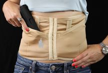 Natural Concealed Carry Corset / The Natural Concealed Carry Corset by Dene Adams®. Part of the Essentials Collection. www.deneadams.com