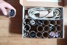 Be organized! / by Stephenie Whittington