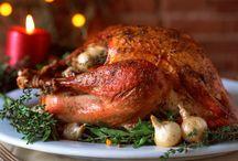 Hollidays food (salado) comida para Navidad / Platos y recetas para la mesa navideña