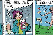 Spring Comics / by GoComics