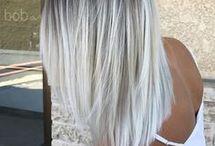 Szőke haj