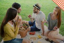 Picnic Family & Friends / Esta es nuestra propuesta más familiar y apta para todos los públicos. Un picnic clásico con el que no arriesgas porque solo puedes triunfar. Se adapta tanto a los paladares más exigentes como al de los más peques de la familia.