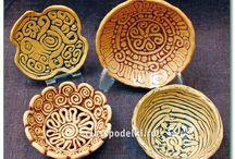 Ceramica pe șnur
