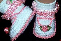 Bébi cipők