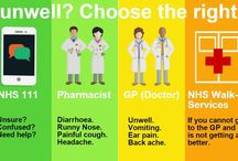 #prepared #health #ChooseWell / Not everything needs the A&E. Understand how to #ChooseWell and access the right level of health service. Check out these FREE UK RESOURCES from trusted partners. Find out more about #30days30waysUK by visiting the website at http://30days30waysUK.org.UK