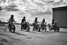 Retro Café / Retro Motorcycles