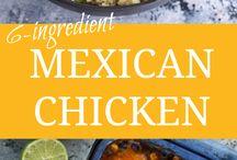 mexicoi csirke
