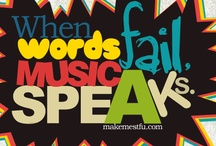 Music Quotes / always the music