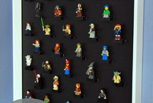 Lego-Aufbewarung