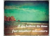 Adventure! / by Megan Posein