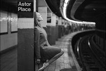 Subway Photoshoot