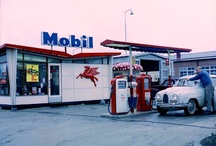 Gas Stations - bensinmackar