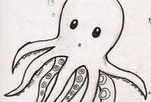 Easy Cute Drawings