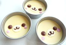 Cute pudding