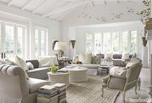 Livingroom / by Charlotte Steill