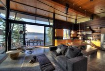 Living Room Spaces / by HomeSpotHQ
