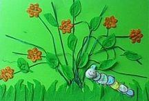 έντομα στο νηπιαγωγείο-insects worksheet