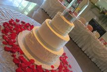 Beauty & The Beast... / Wedding cake ideas for Kelly